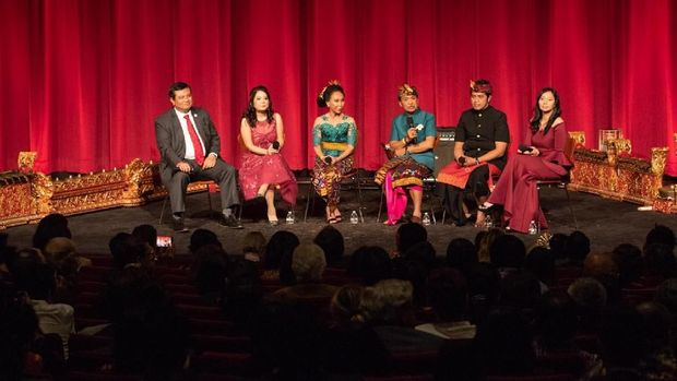 Livi Zheng Promosikan Bali di Los Angeles Melalui Film