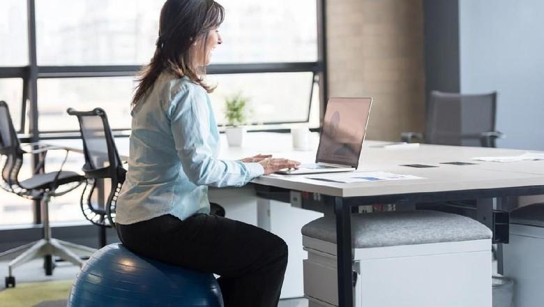 Tips Ibu Bekerja Tetap Sehat dengan Berolahraga/Foto: Istock