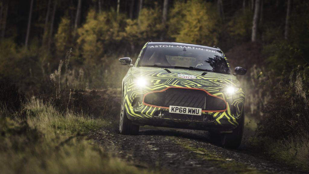 Aston Martin Tak Lagi Gunakan Mercedes V8 Ini