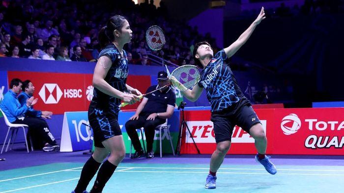 Greysia Polii/Apriyani Rahayu lolos ke babak kedua Hong Kong Terbuka 2018 (Foto: dok. Humas PBSI)