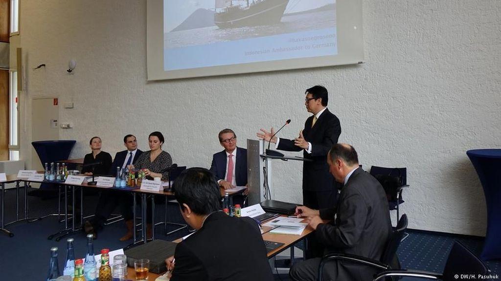 Dubes RI: Indonesia Harus Masuk dalam Peta Pemikiran Strategis Jerman