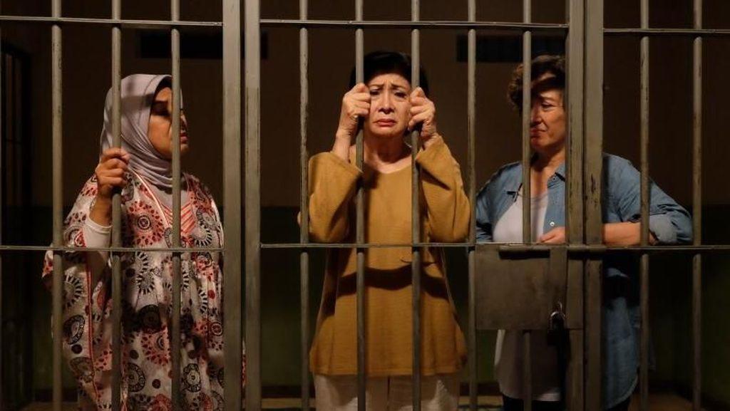 Kesan 3 Aktris Senior hingga Jerinx SID Syuting Mama Mama Jagoan