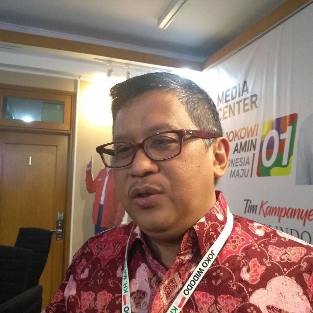 PDIP Dorong Parpol KIK Bergerak Bersama Menangkan Jokowi-Maruf