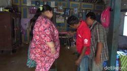 Apa Kabar Selvia, Remaja Berbobot 179 Kg dari Lamongan?