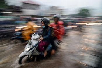 Banjir Rendam Sejumlah Daerah di Indonesia