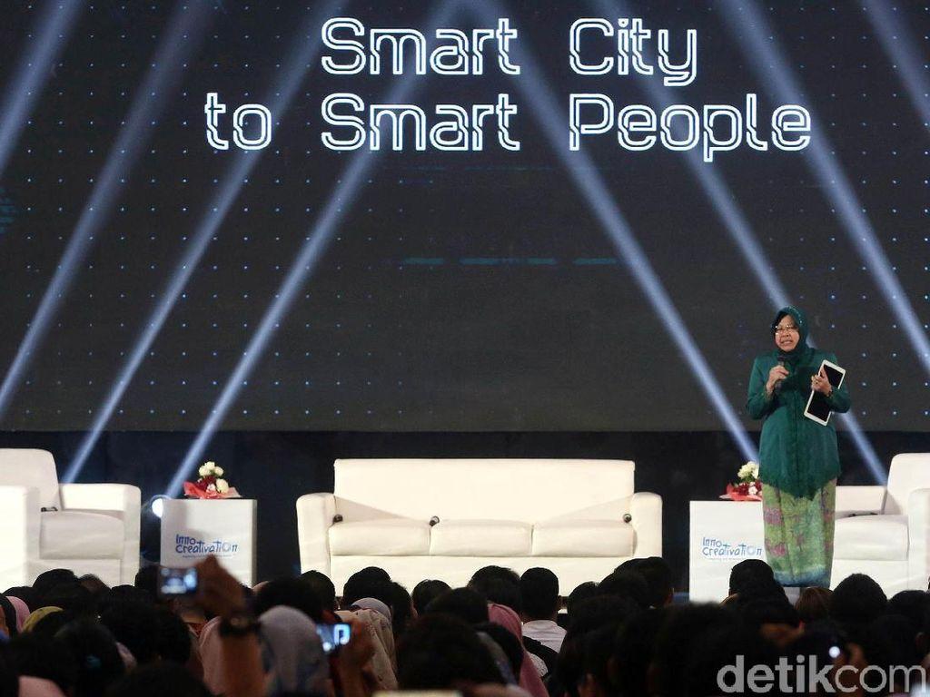 Wali Kota Surabaya Buka Acara InnoCreativation