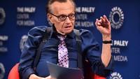 Sepak Terjang Larry King Sebagai Penyiar Legendaris AS