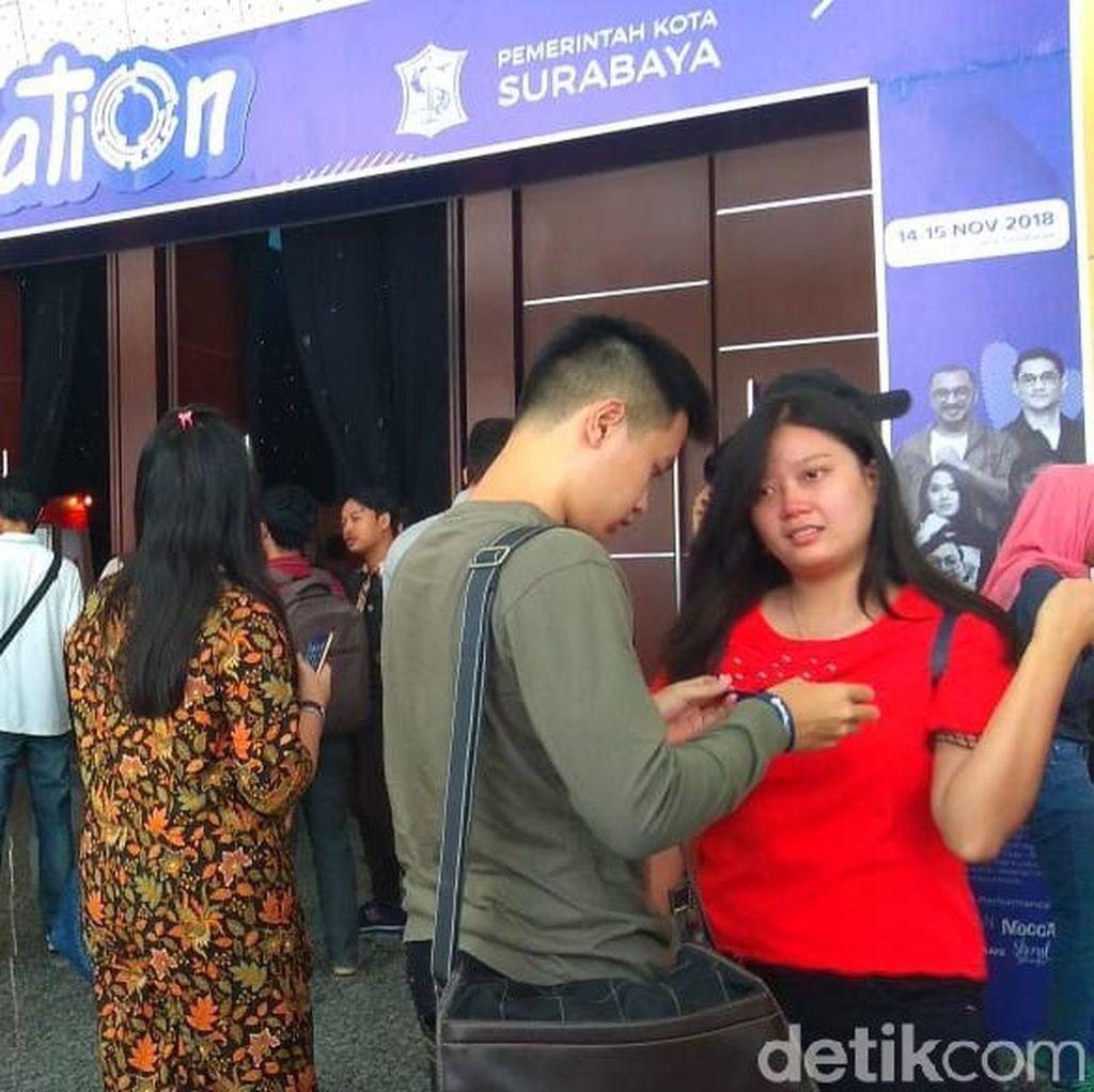Peserta InnoCreativation Tak Sabar Ketemu Ibu e Arek Suroboyo