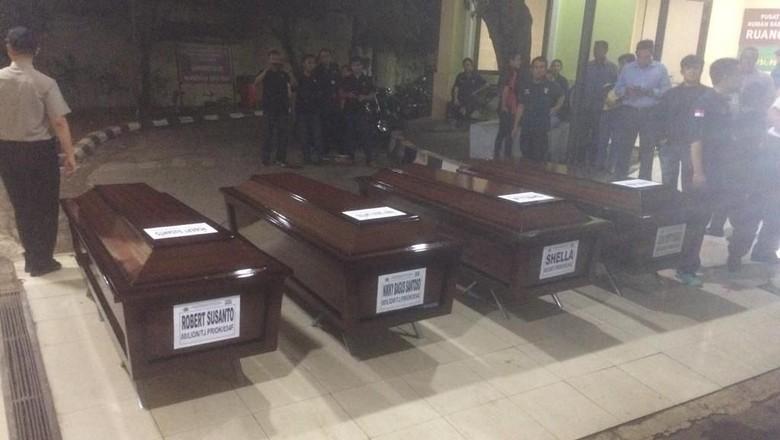 Jenazah Pegawai PT Timah Korban Lion Air Diserahkan ke Keluarga