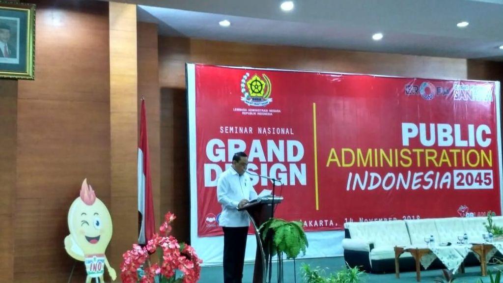 Menteri PAN-RB Pamerkan Kemajuan Birokrasi RI
