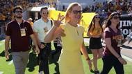 Potret Kyrsten Sinema, Senator Wanita Biseksual Pertama di AS