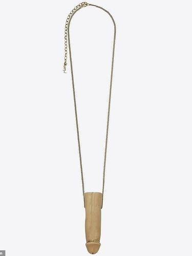 Saint Laurent Desain Perhiasan Mirip Penis, Harganya Sampai Rp 14 Juta