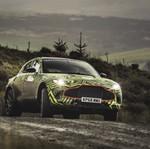 Aston Martin Ikuti Jejak Lamborghini Buat SUV