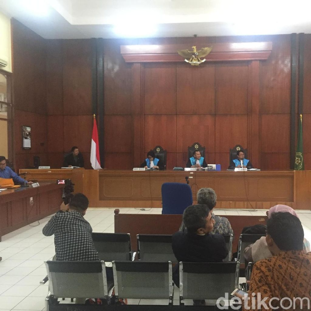 Pimpinan KPK Minta PTUN Tolak Gugatan Soal Rotasi Jabatan