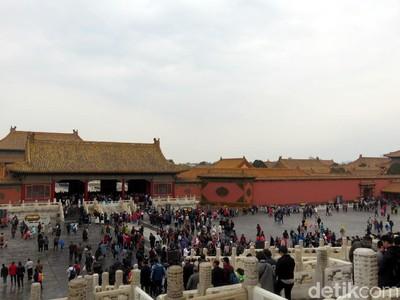 China Diprediksi Jadi Negara Wisata Paling Populer Tahun 2030