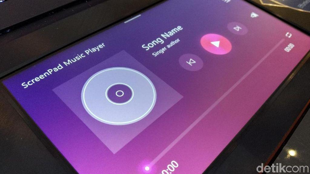 Ini Keistimewaan Touchpad Layar Sentuh Asus