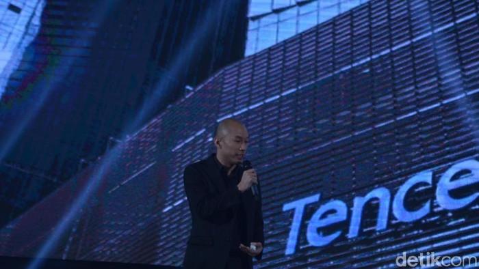 Senior Director of Business Development at Tencent International Business Group Benny Ho