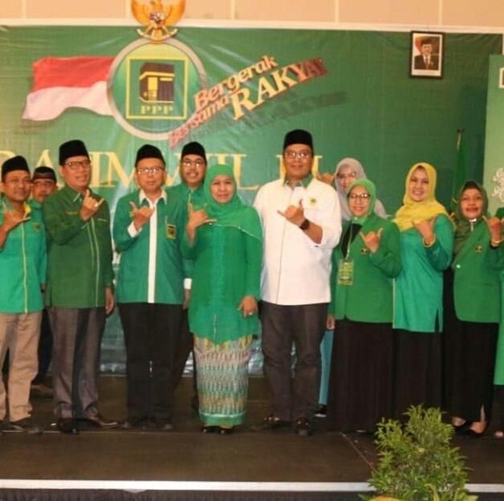 Khofifah: Saya Punya Kewajiban Menangkan PPP Jawa Timur