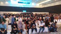 Penasaran Risma & Afghan, Pengunjung InnoCreativation Kepagian