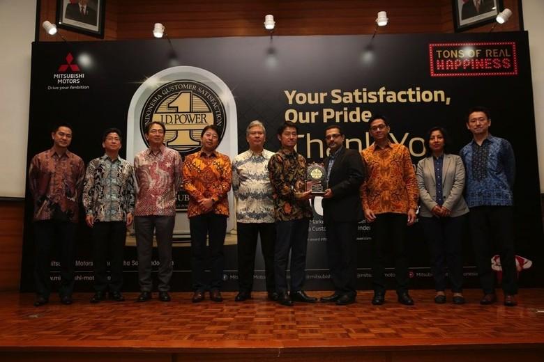 Mitsubishi Beri Pelayanan Purna Jual Terbaik di Indonesia