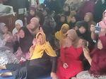 Jenazah Alfiani Tiba di Rumah Duka: Jangan Tinggalkan Ibu Nak