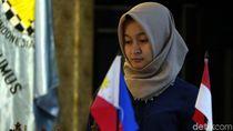 Medina Warda Aulia Kalahkan Pecatur Filipina