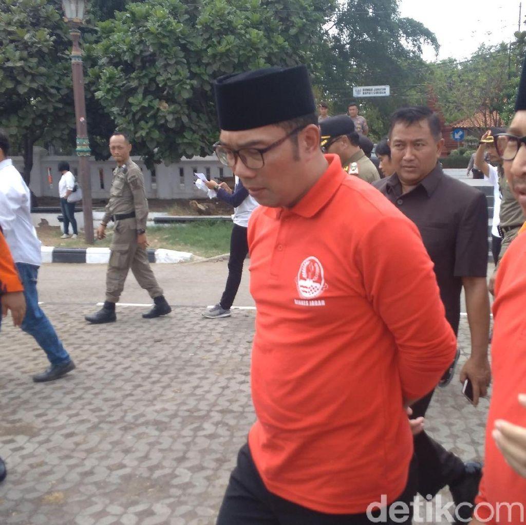 Pelantikan Wali Kota Cirebon Dipercepat, Ridwan Kamil Tunggu Mendagri