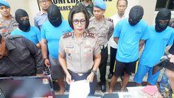 Gondol Aset Perusahaan Rp 3 M, 4 Asisten Manajer Ini Diciduk Polisi