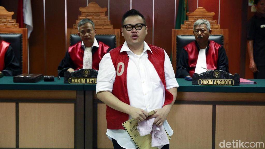 Vonis Kasus Narkoba, Reza Bukan: Mudah-mudahan Hakim Punya Hati