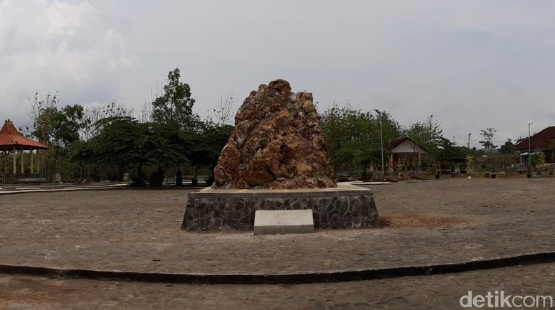 Etalase Taman Batu di Gunungkidul (Pradito Rida Pertana/detikTravel)