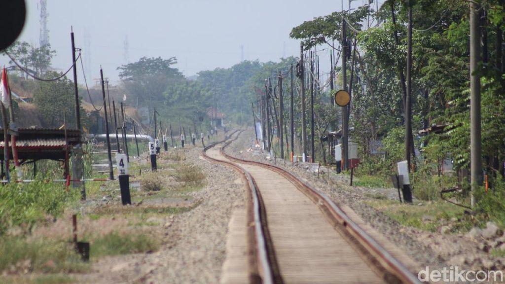 Korea Berminat Garap Proyek Kereta Lintas Sumsel-Lampung