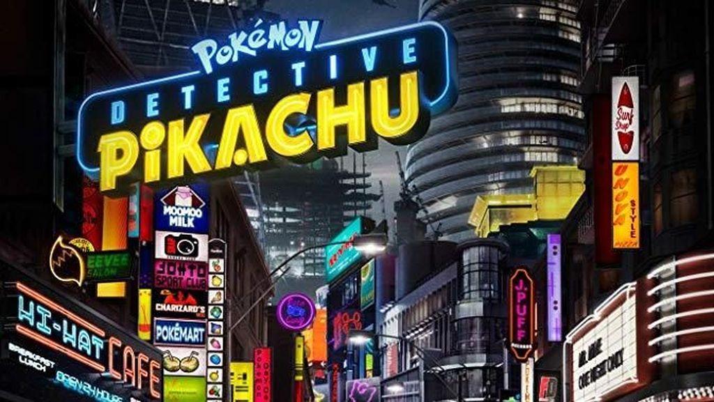 Fans Pertanyakan Pikachu Bisa Bicara Lewat Trailer Detective Pikachu