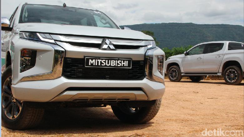 Mitsubishi Triton Foto: M Luthfi Andika