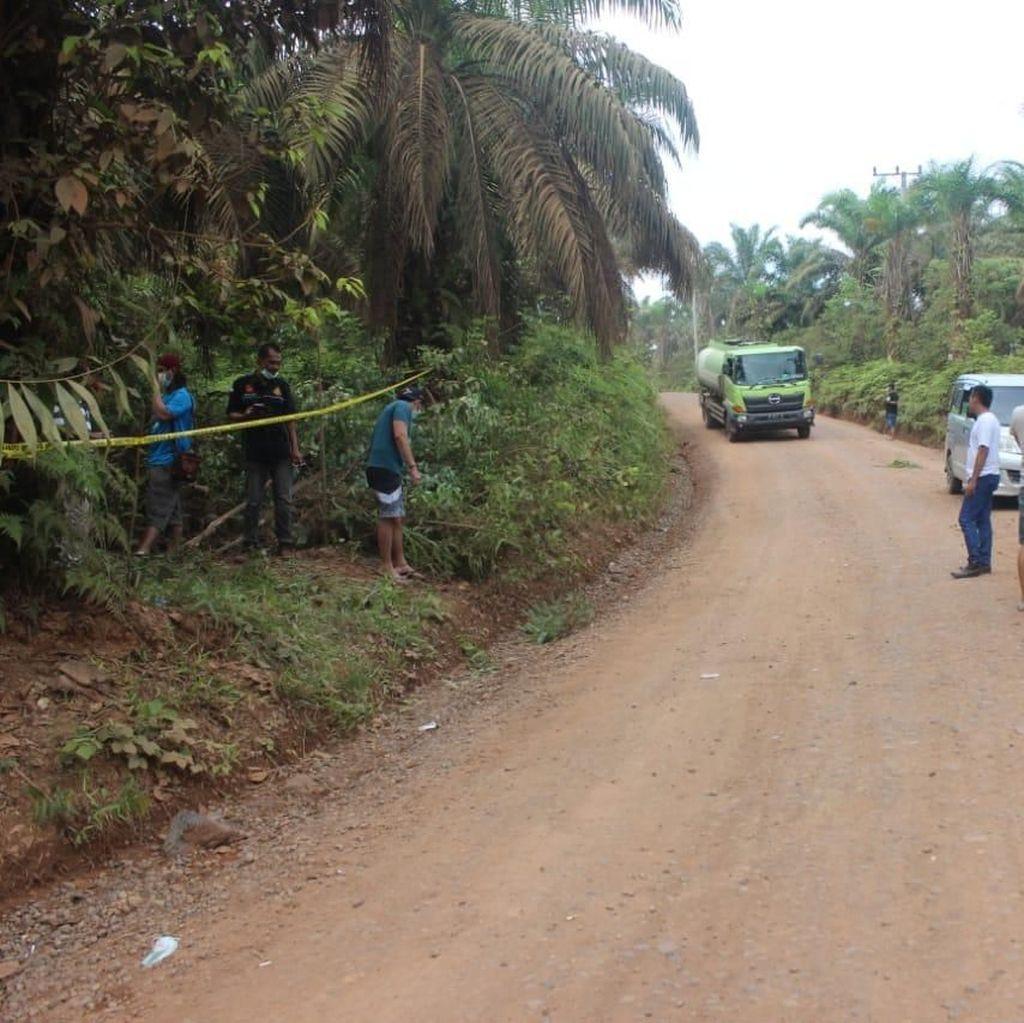 Tinggal Tulang, Sofyan Sopir Taksi Online ke-4 yang Dibunuh di Sumsel