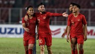 Selebrasi Kemenangan Indonesia atas Timor Leste