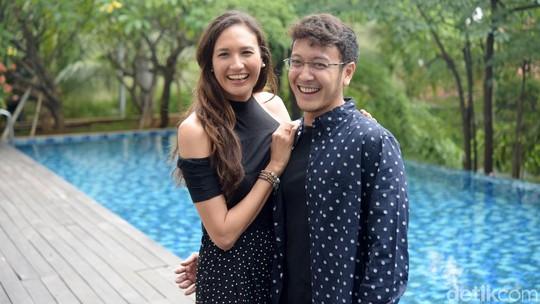 Balik Bulan Madu, Nadine Cerita saat Layani Dimas Anggara