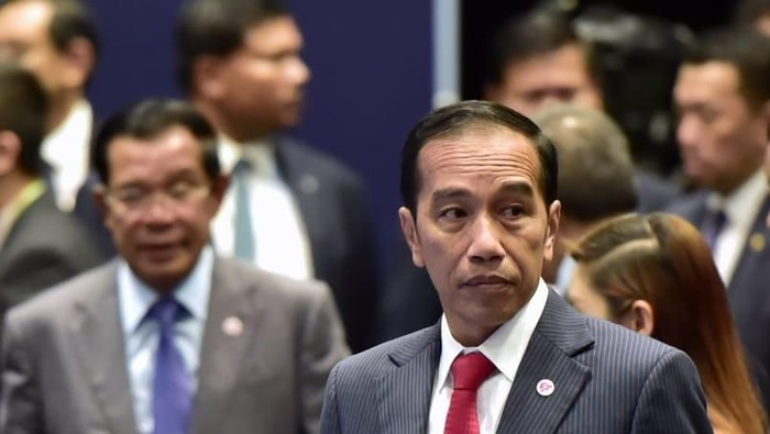 Foto: Presiden Joko Widodo (Muchlis Jr-Biro Pers Setpres)