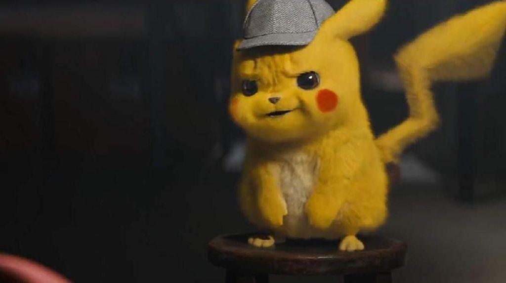 Pokémon: Detective Pikachu, Misteri Papa Yang Hilang