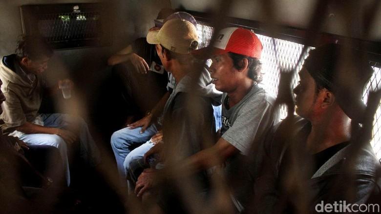 Puluhan Pak Ogah di Jaktim Digiring ke Panti Sosial