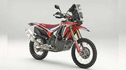 CRF450L Rally, Motor yang Terinspirasi dari Reli Dakar