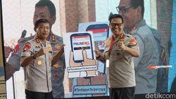 Tangkal Hoax, Polda Metro Luncurkan Portal Berita