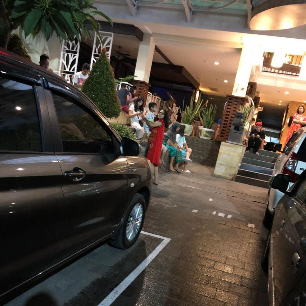 Gempa M 5,3 Guncang Klungkung Bali, Getaran Terasa hingga Kuta