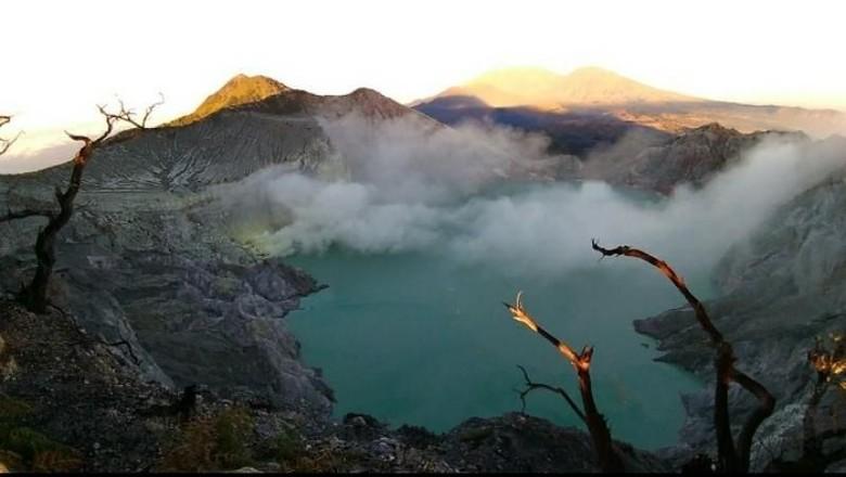 Foto: Kawah Ijen (Aldy Sanjaya Putra/dTraveler)