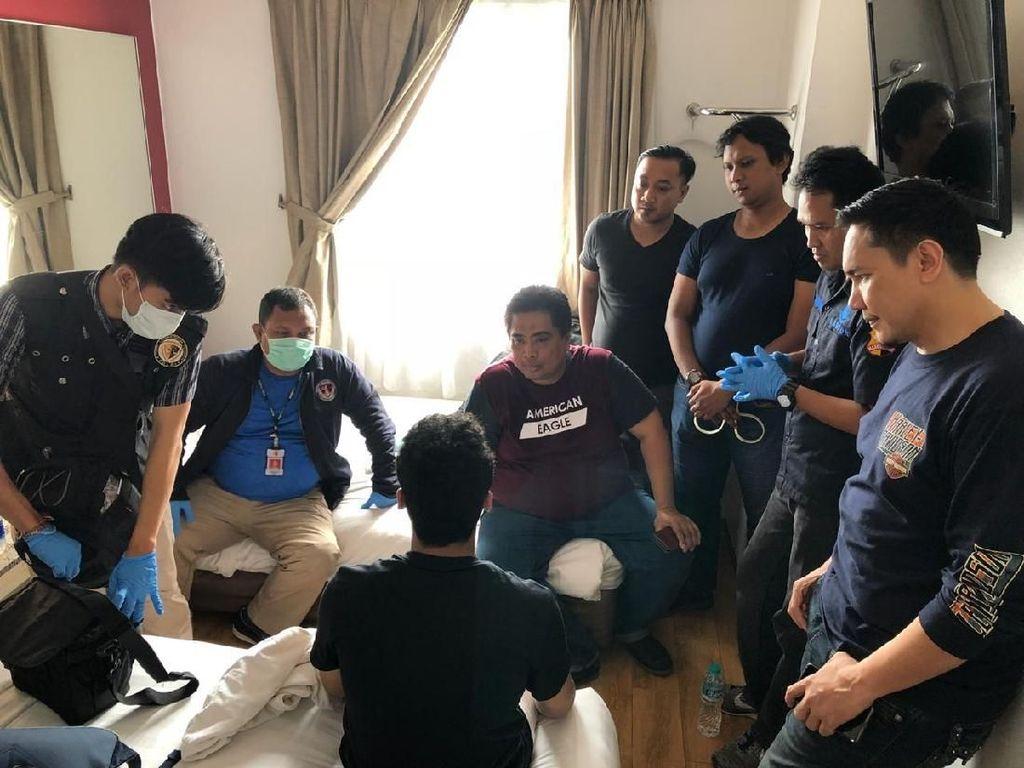 Video Detik-detik Penangkapan HS Tersangka Pembunuh di Bekasi