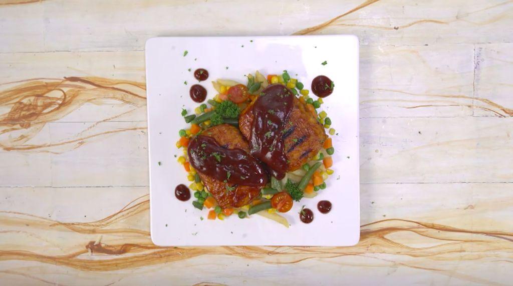 Resep Steak Tempe, Menu Rumah Gaya Hotel Mewah