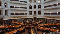 Belajar dari Melbourne, Perpustakaan Jadi Objek Wisata Nyaman
