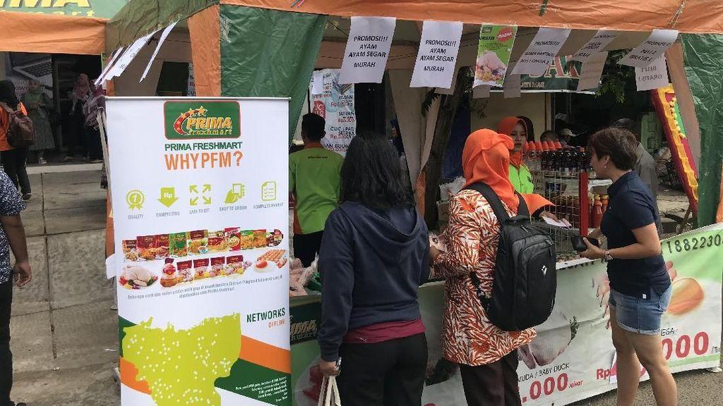 Toko di Perumahan Jadi Pilihan Masyarakat yang Malas ke Pasar