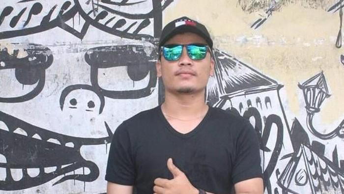 Foto: HS teduga pembunuh satu keluarga di Bekasi. (Dokumen Facebook)
