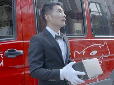 Layanan Antar Kurir Tampan di China.