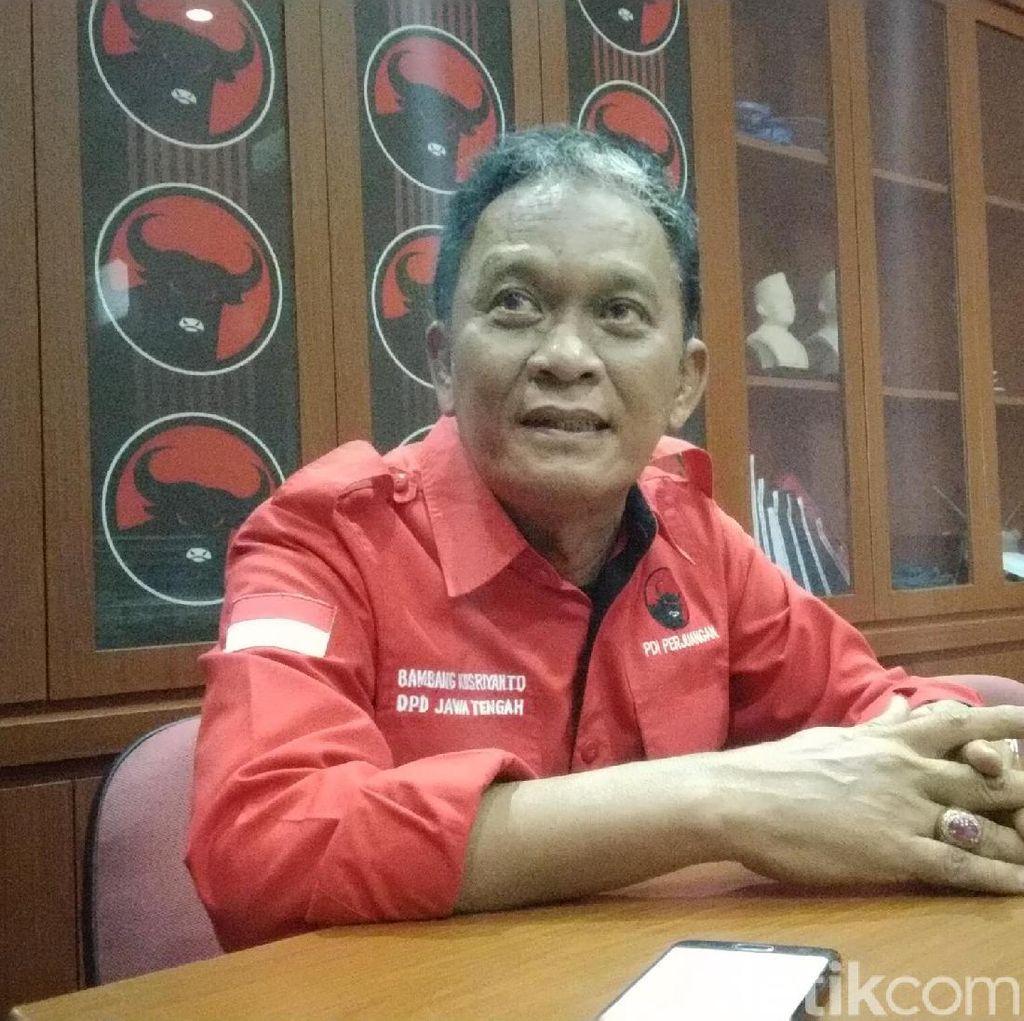 PDIP Serahkan Penanganan Pembuat Poster Raja Jokowi ke TKN